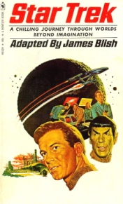 old school star trek book covers the fog of ward