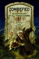 Cover for Zombiefied