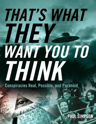 "Cover for That""s What They Want You To Think"