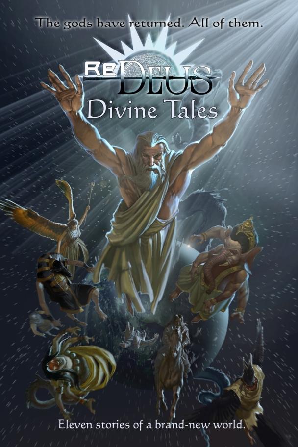 ReDeus: Divine Tales cover