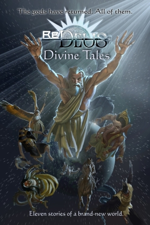 Cover for ReDeus: Divine Tales