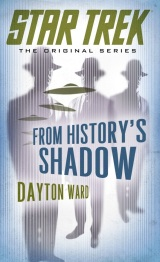 Cover for From History's Shadow