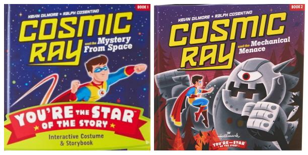 CosmicRay-Book1and2