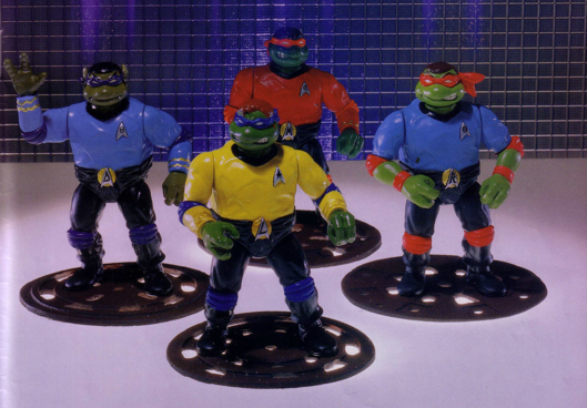 Star Trek Turtles