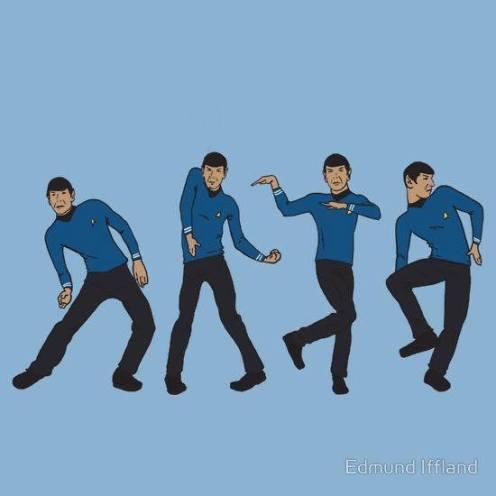 Spock-Dancing