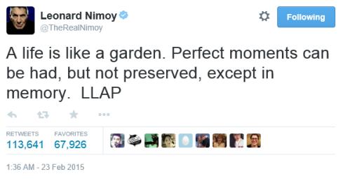 nimoy-lasttweet