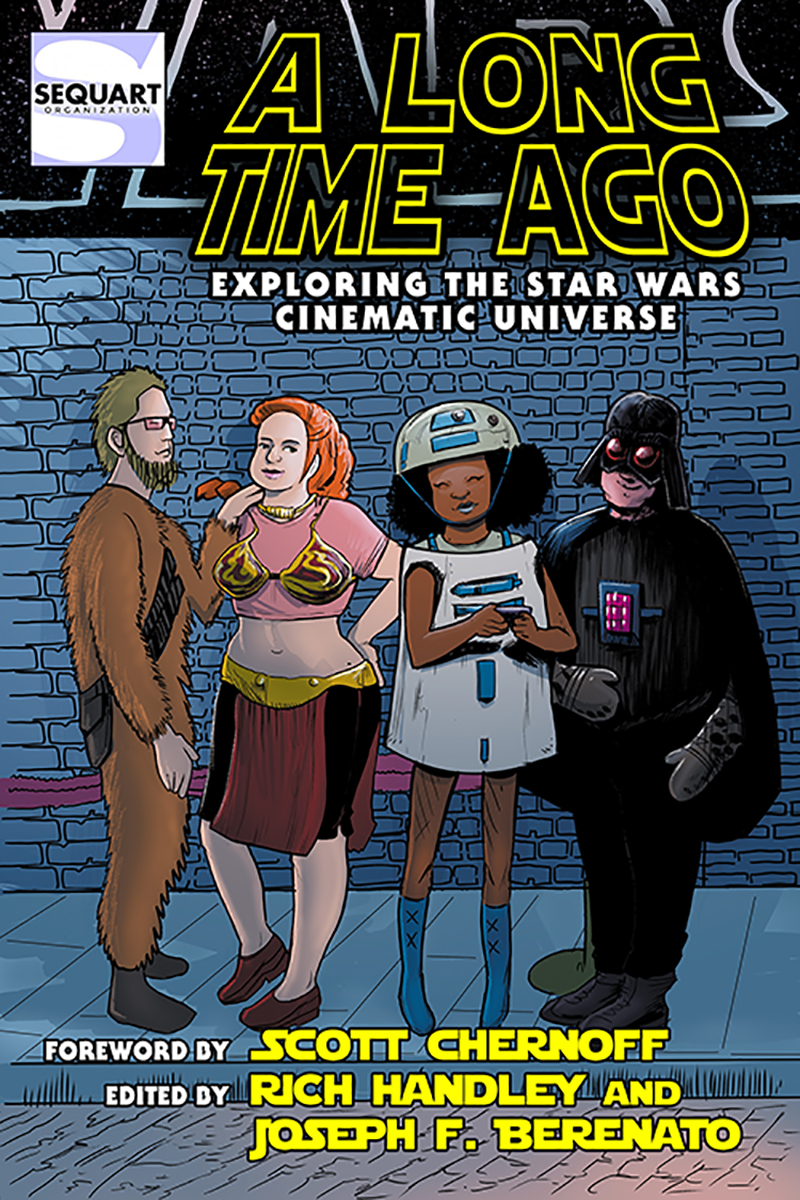 cover art for sequart s trio of upcoming star wars essay books  rich and joe have assembled conservatively speaking six hundred million different writers i could be off by a few dozen to contribute essays to the three