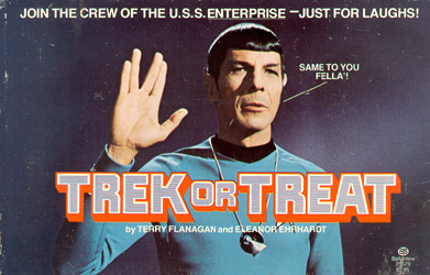 trek-or-treat