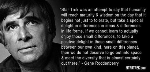 Roddenberry-Quote