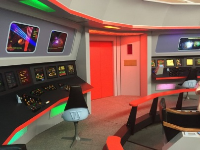 Moving past Uhura's communications station.....