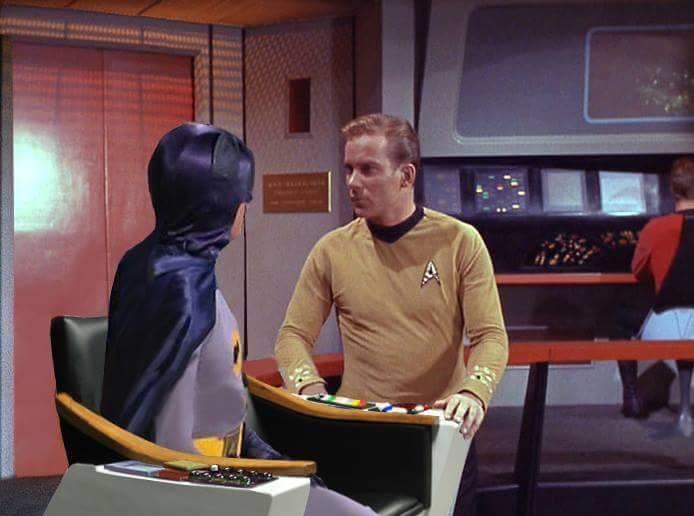 Kirk-Batman