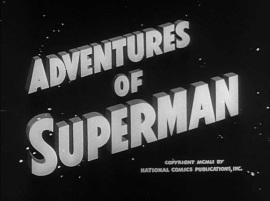 AdventuresOfSuperman-1951-TitleCard