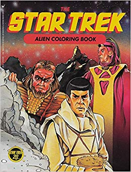 StarTrek-AlienColoringBook