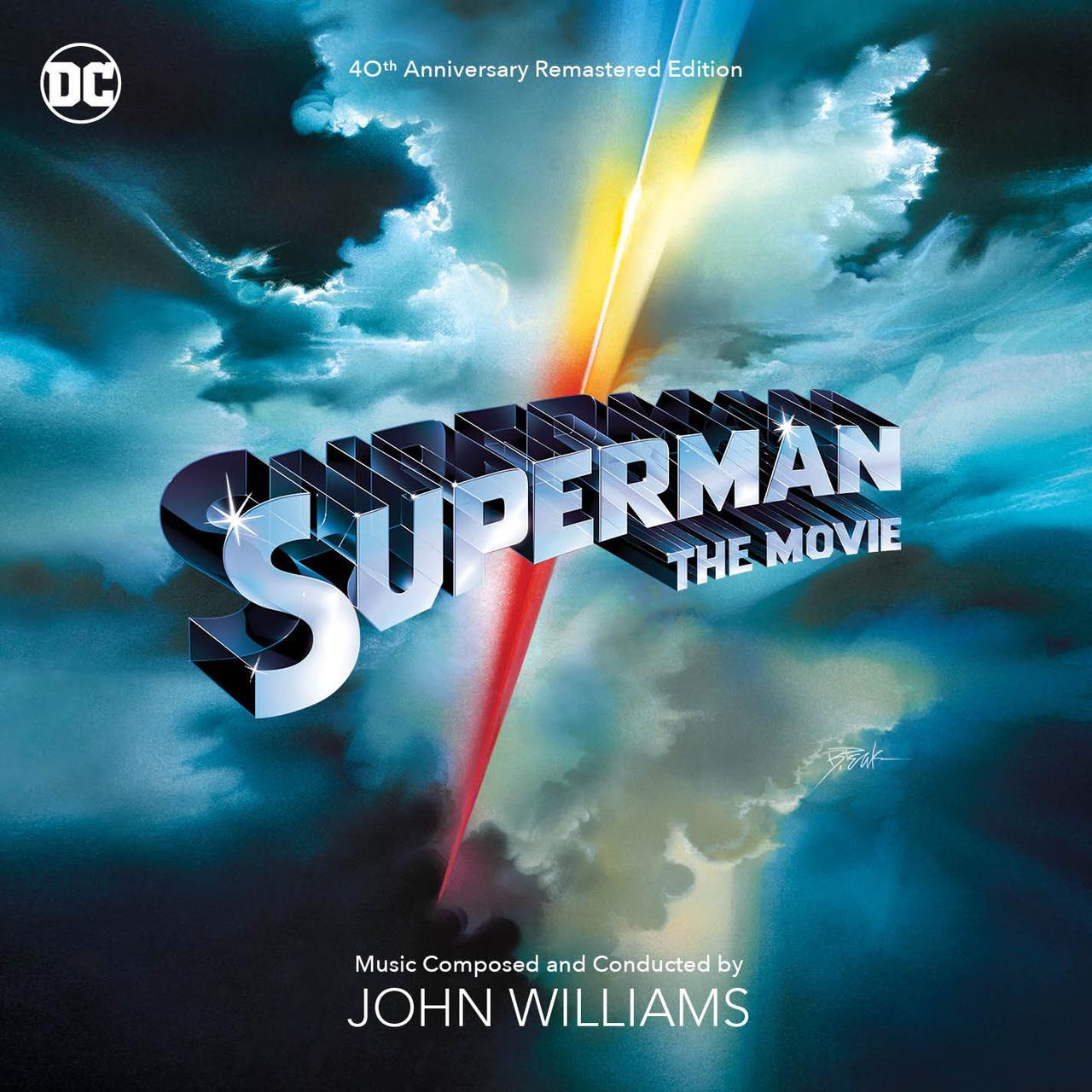 Superman-Score