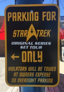 StarTrekTour-ParkingSign