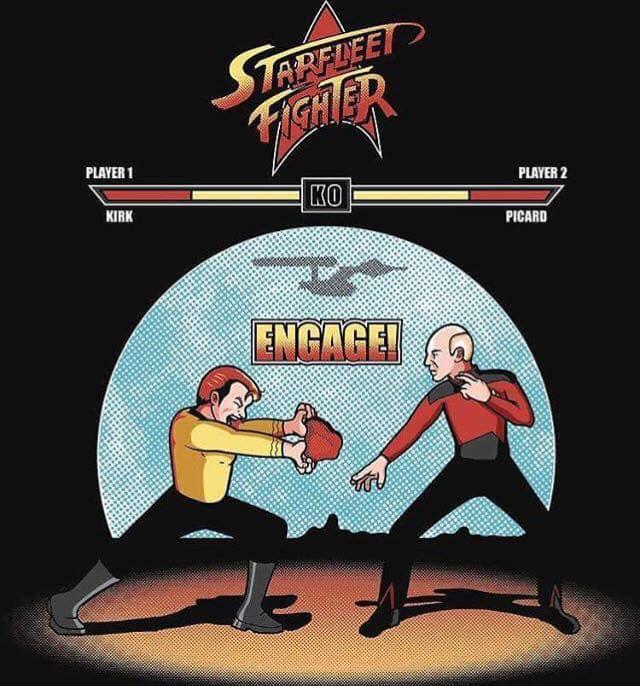 Trek-Kirk-Picard-ArcadeFight
