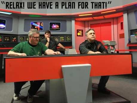 Dayton-Kevin-Dave-We have a Plan