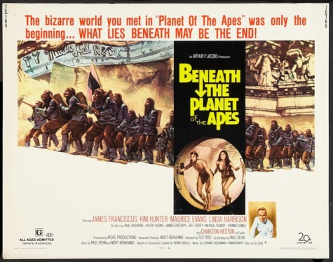 Beneath-PlanetOfTheApes-Poster